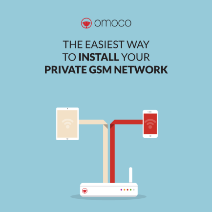 Install Private GSM Network